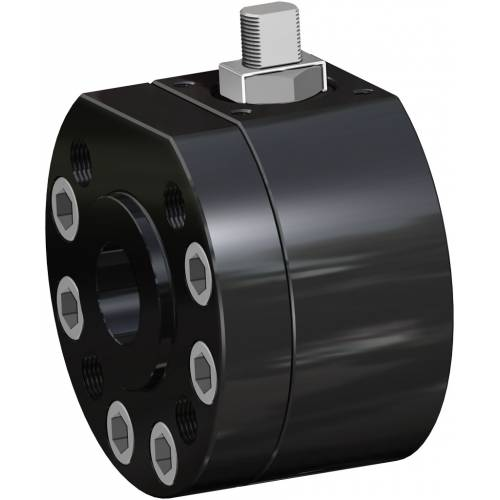Magnum Split Wafer PN 63-100 ANSI 600 carbon steel ball valve