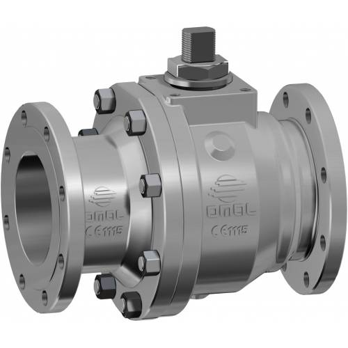 Thor Split Body ANSI 150-300 casting stainless steel ball valve