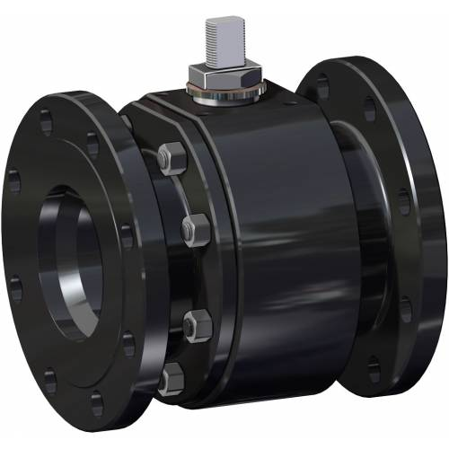Thor Split Body ANSI 150-300 reduced bore carbon steel ball valve