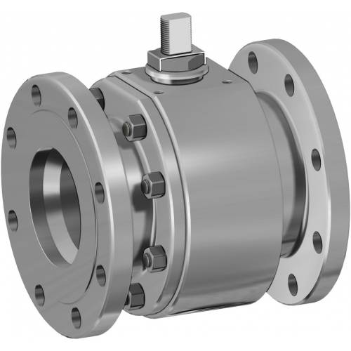 Thor Split Body ANSI 150-300 reduced bore stainless steel ball valve