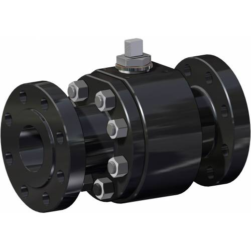Thor Split Body PN 63-100 ANSI 600 carbon steel ball valve