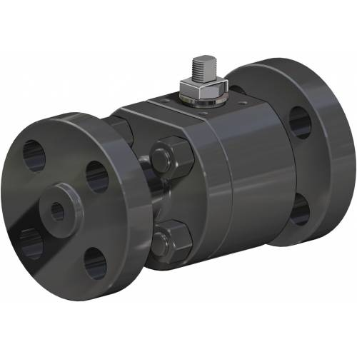 Thor Split Body ANSI 900-1500 carbon steel ball valve
