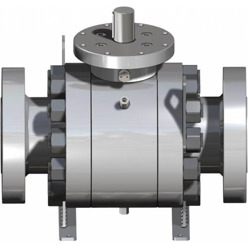 Valvola a sfera Supreme Trunnion