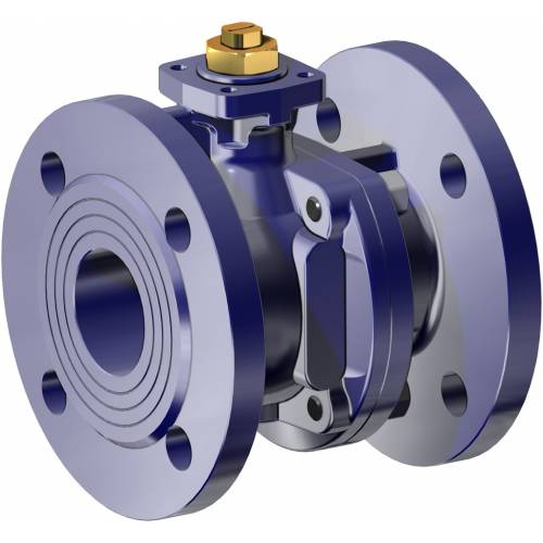 Item 216 iron ball valve