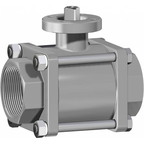Item 420 stainless steel ball valves