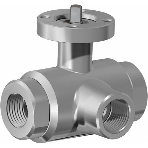 Item 448 stainless steel ball valves