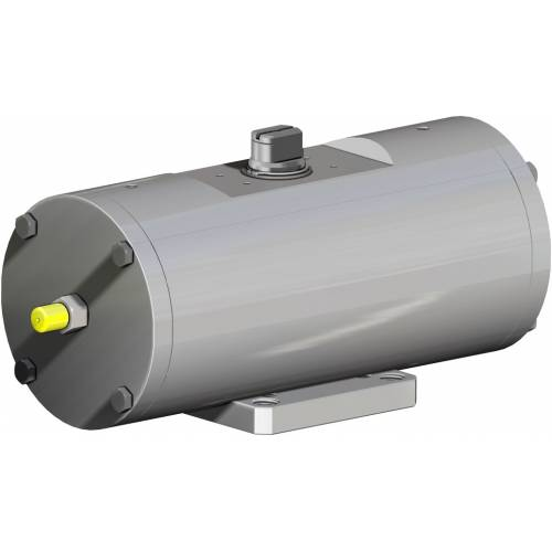 GD (double acting) pneumatic actuator 316 stainless steel bar