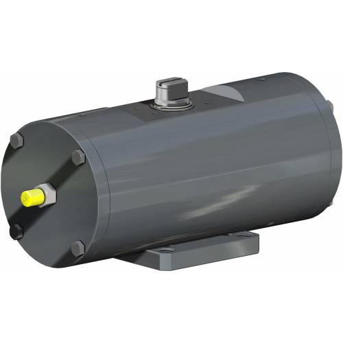 GD (double acting) pneumatic actuator A105 carbon steel
