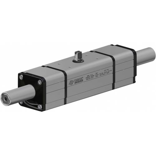Aluminium two stage pneumatic actuator