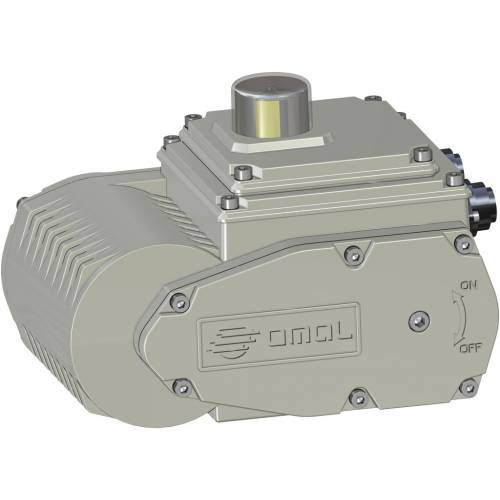 EA ON-OFF rotary type electric actuator