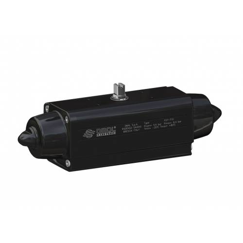 Spring return SR actuator  with epoxy painting