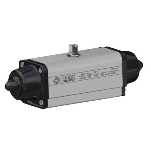 Spring return SR actuator  60 PSI ÷ 4,2 bar