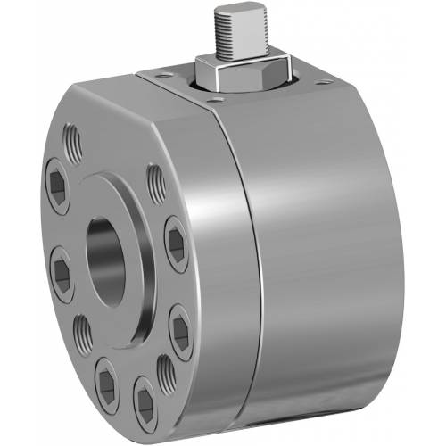 Magnum Split Wafer PN 63-100 ANSI 600 stainless steel ball valve